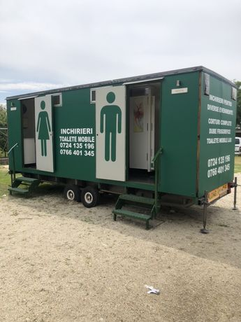 Toaleta mobila ecologica