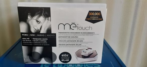 Фотоепилатор Me touch by Elos