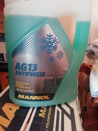 MANNOL Hightec Antifreeze AG13 -40°C