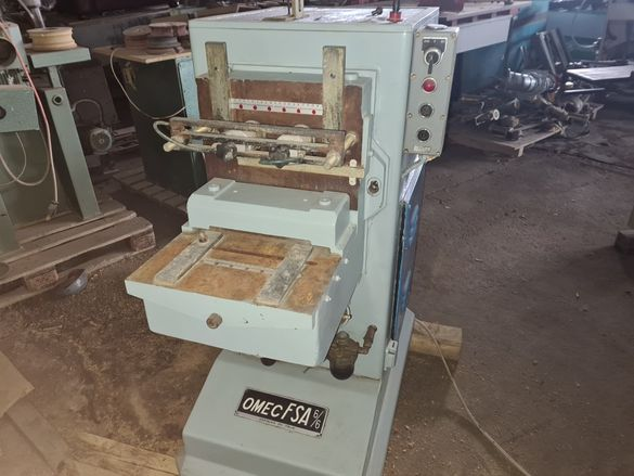 машина за сглобка за касети Omec FSA
