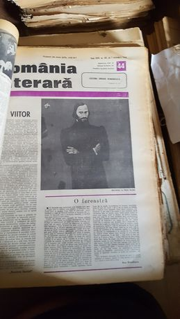 ziare vechi ani 60 80 romania libera românia literară lot