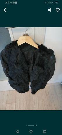 Яке и палто естествен косъм