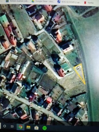 Vând teren intravilan 325 mp, central, cu toate utilitățile