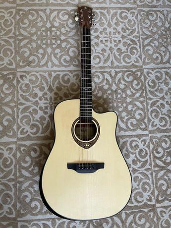 Новая гитара Flight ad -455 c