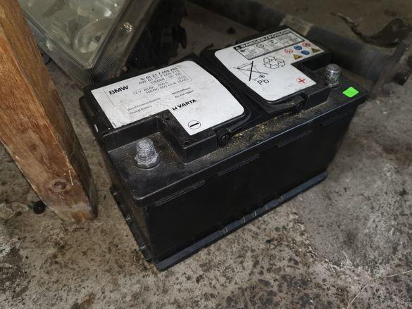 Акумулатор БМВ 80mah BMW