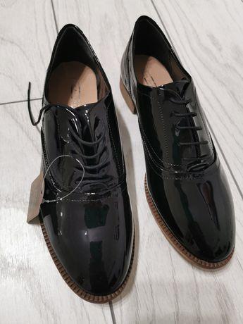 Pantofi din piele, marimea 37 NOI
