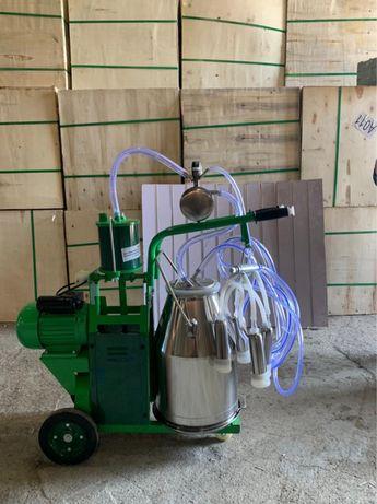 Доильный аппарат молочный фермер