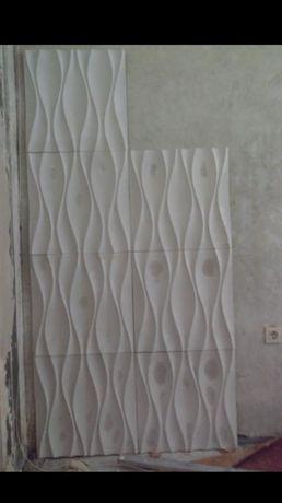 Гипсови 3Д панели- 3 качество
