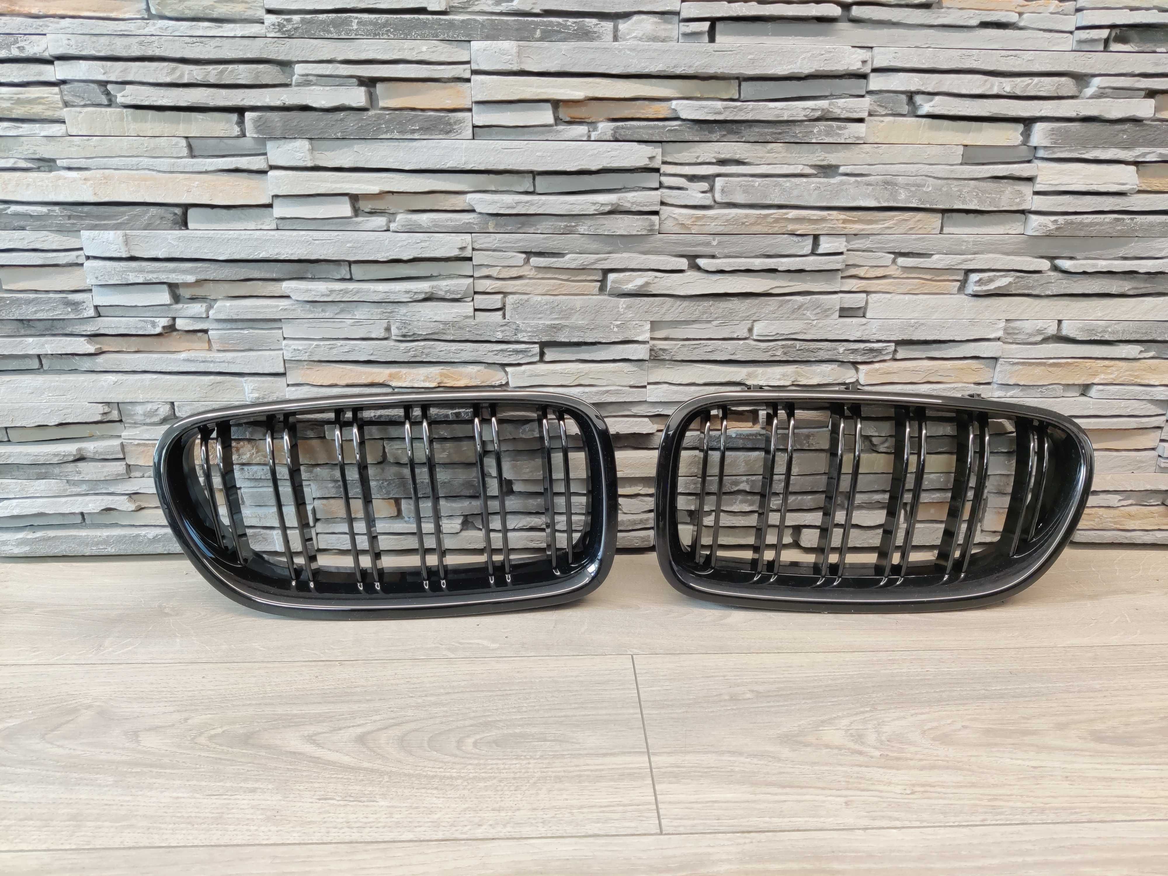 Grile duble BMW Seria 5 F10/ F11 (10-17)