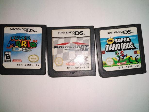 Mario kart, Mario Bros și Super Mario 64 toate cele 3 jocuri cu 150 le
