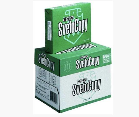 Продам бумагу Svotocopy A4.