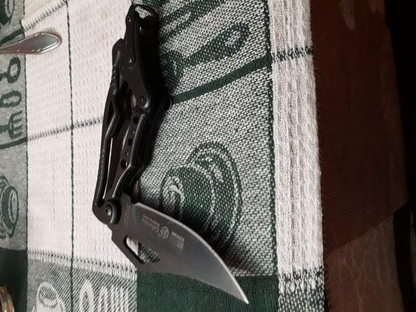 Сгаваем нож