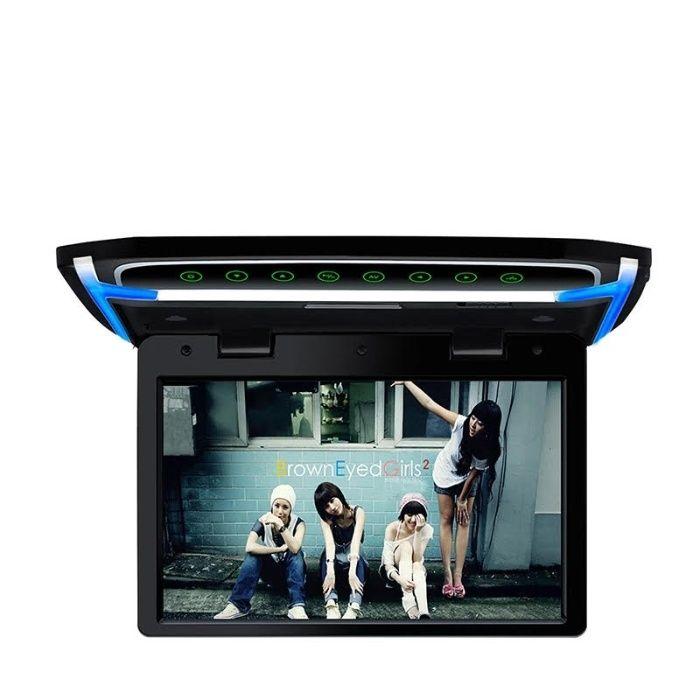 Monitor Auto Plafon Flip Down 10,2 inch ,Super Slim,Full HD,HDMI,USB Navodari - imagine 1