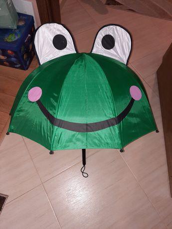 Детско чадърче усмивка