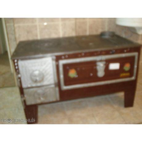 Селска печка на твърдо гориво : дърва, въглища, брикети