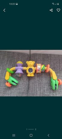 Bara cu jucării pentru carucior