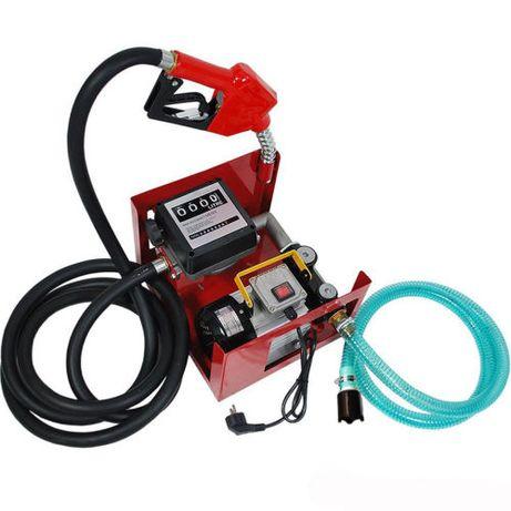 Pompa transfer motorina 220v /60L/Min +filtru decantare