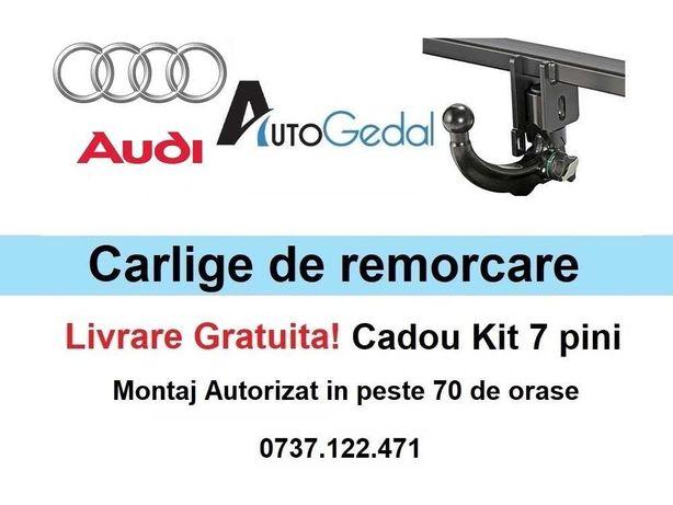 Carlig Remorcare Audi Q3 - Livrare Gratuita - Omolgat RAR si EU