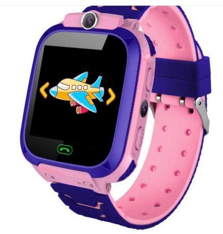 Детские смарт часы GPS/ Умные часы детские.