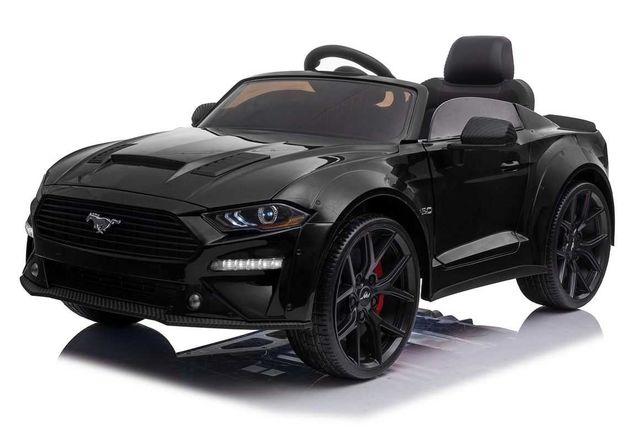 Masinuta electric Ford Mustang 24V 2x55W Drift Version #Black