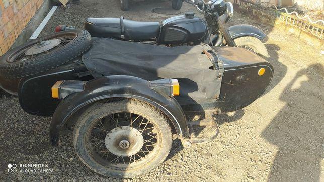 Продам тяжёлый мотоцикл днепр