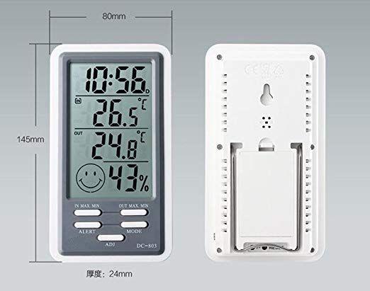 Домашний Термо-Гигрометр для измерения влажности и температуры
