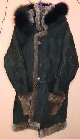 Продам:б/у.жен. куртку 44-46р. Кож.сюртук 46р,Дублёнку детскую 5800тн