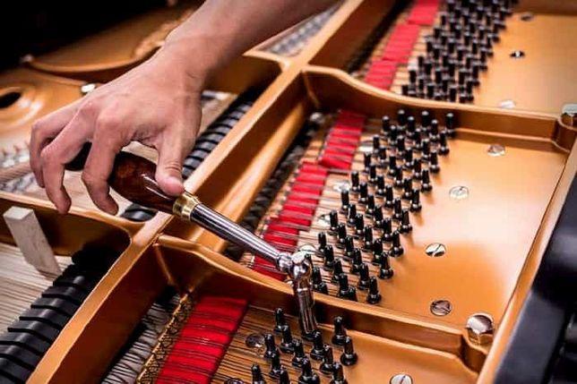Настройка-пианино,фортепиано