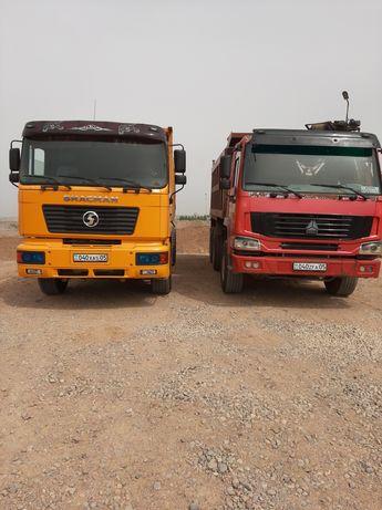 Доставка сыпучих грузов Хова Шахман