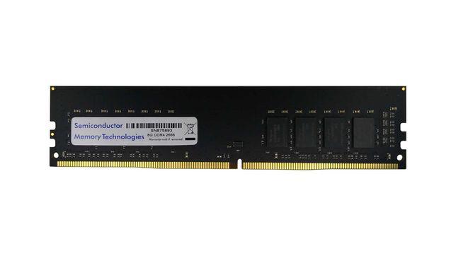 Semiconductor DDR4, 8Gb, PC4-21300Мб/с, 1.2V/ 2666MHz/для intel