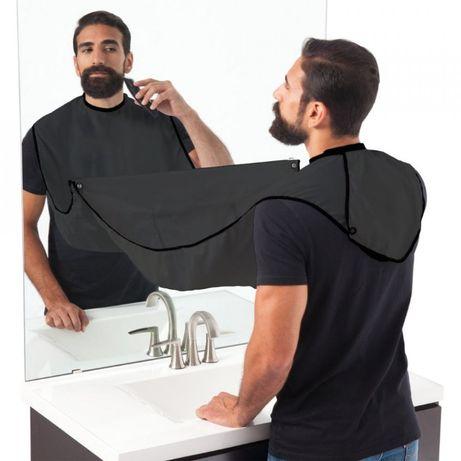 Pelerina de tuns barba Pro Self Haircut Home & Salon