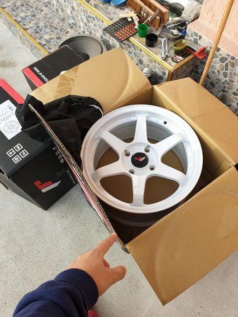 Jante Japan Racing JR3 16 inch 4x114.3
