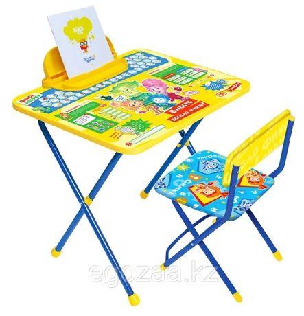 Комплект детской мебели, парта детская, Kaspi Red, рассрочка