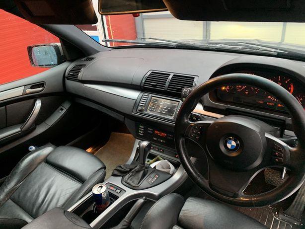 Scaune/interior  sport bmw x5 e53 facelift
