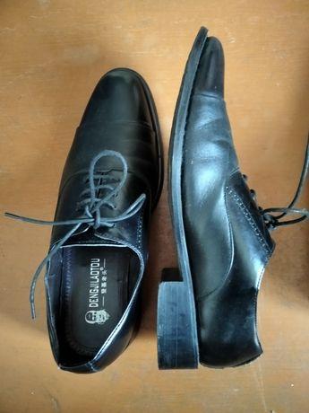 Туфли кожаные мужские размер41