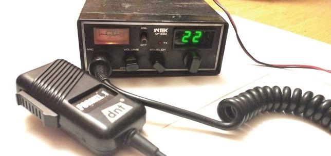 Statie radio CB intek M340