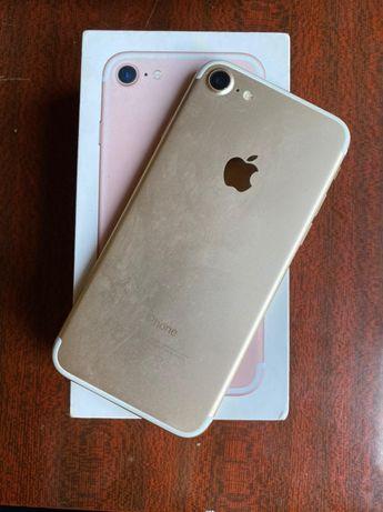 Iphone 7 32гб gold