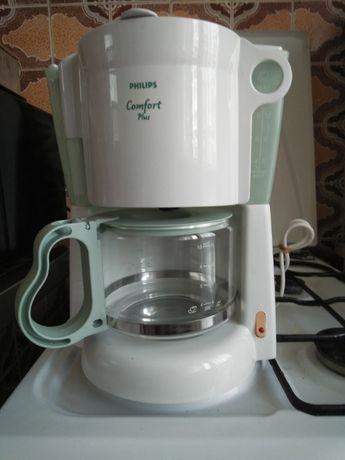 """Кафе машина ,,PHILIPS""""comfort plus HD7444"""