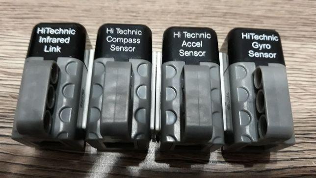 Set 6 Senzori Lego (extra set de baza)