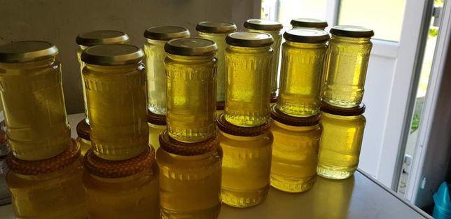 Vând miere salcâm,floarea soarelui și poliflora