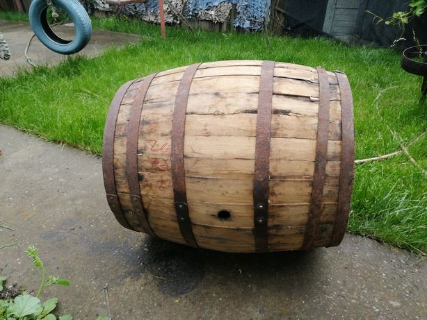Butoi lemn 250 litri