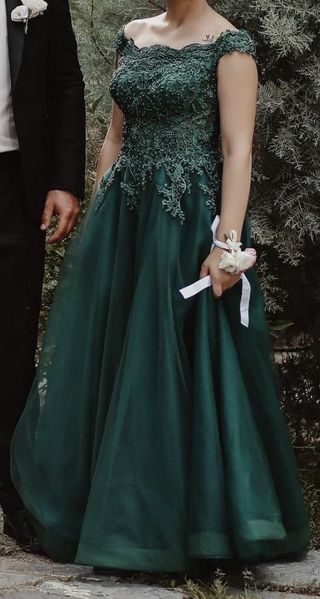 Дизайнерска рокля гр. Пловдив - image 1