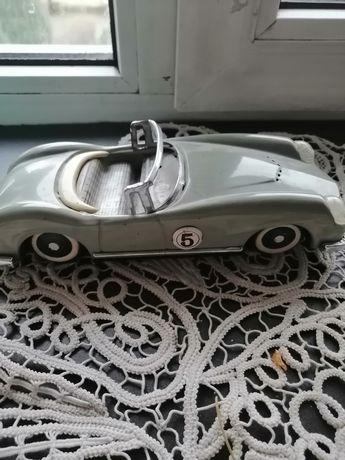 Mașinuță sport metalică de colecție
