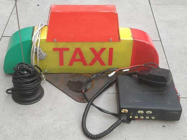 Accesorii taximetrie