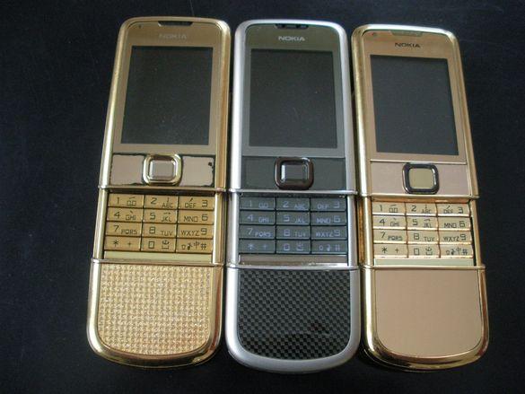 Лот телефони Нокия /Nokia 8800 Gold Saphire