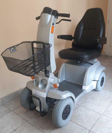 Акумулаторна инвалидна количка - скутер MEYRA +ГАРАНЦИЯ+ТРАНСПОРТ