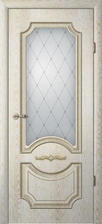 """Usi de interior """"Albero"""" Leonardo Gold cu geam"""