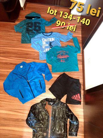 Lot haine baiat marimea 134-140