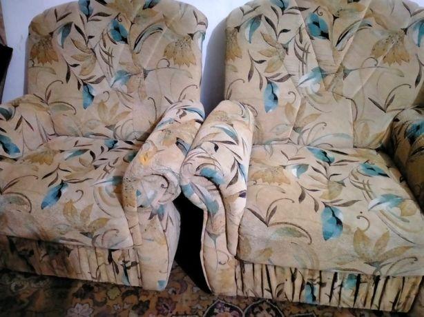 Продам кресла для дома в хорошем состоянии