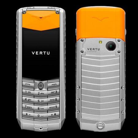 Продам Vertu Ascent X Grey Aluminium Orange